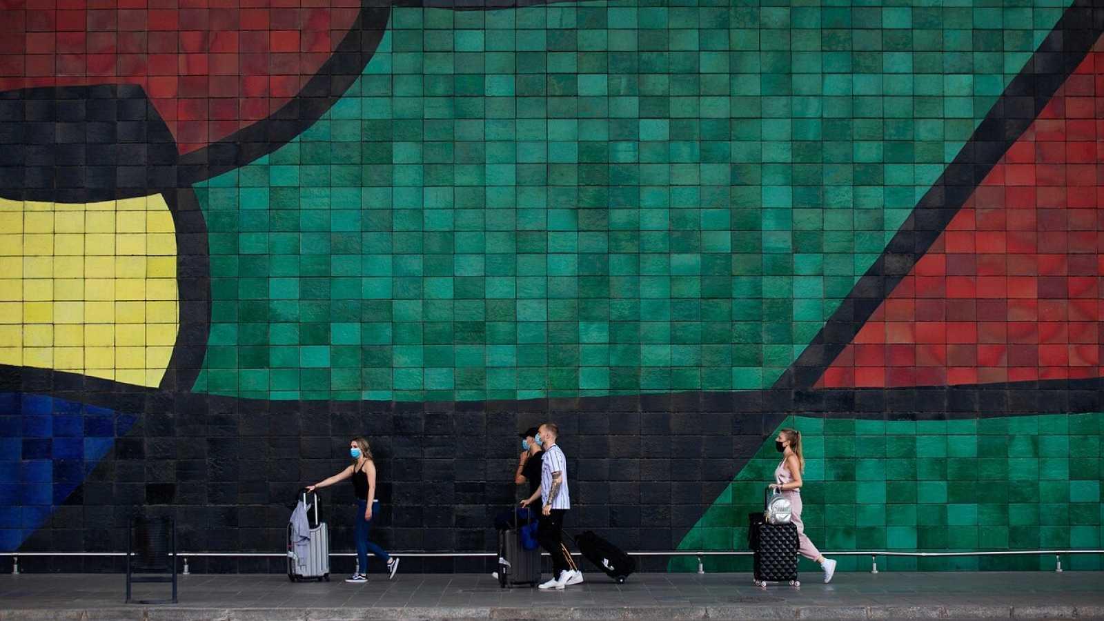 Francia recomienda no viajar a Cataluña ante el aumento de contagios