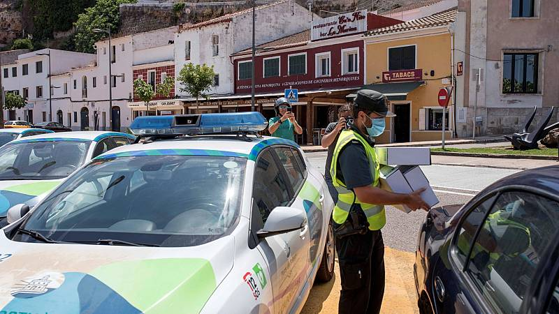 Detenidos el presidente y cuatro directivos de la Autoridad Portuaria de Baleares en una operación de Anticorrupción