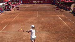 Tenis - Liga Mapfre de tenis femenino. 1ª Semifinal. Desde Castellón