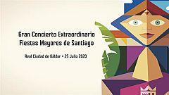 Concierto Extraordinario Fiestas Mayores Santiago de Galdar -26/07/2020