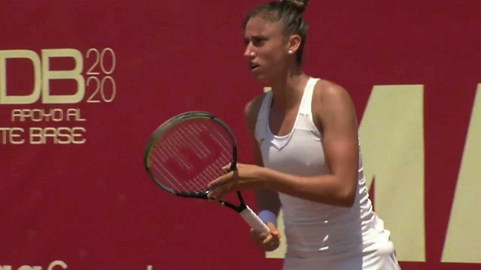 Tenis - Liga Mapfre de tenis femenino. 2ª Semifinal. Desde Castellón - ver ahora