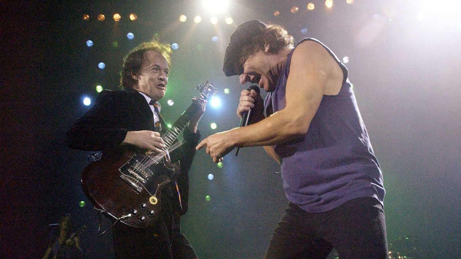 'Back in black' de AC/DC: el disco más vendido del rock cumple 40 años