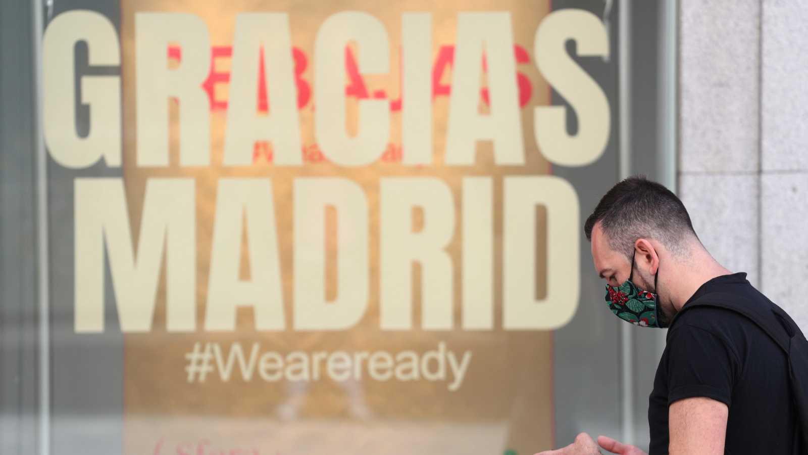La Comunidad de Madrid no descarta contratar más rastreadores ante el aumento de casos positivos de coronavirus