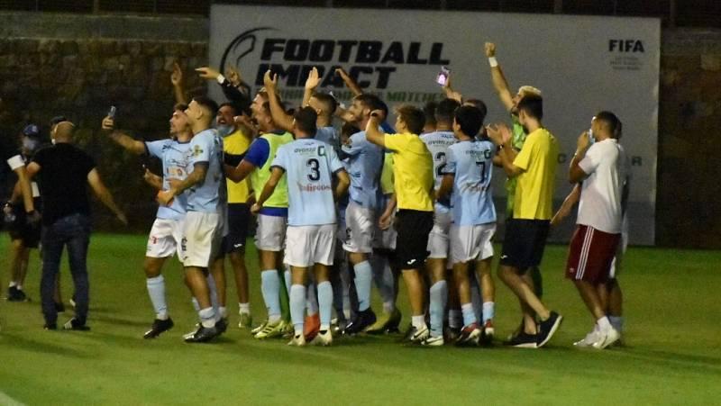 Resumen El Ejido 1-1 Jaén