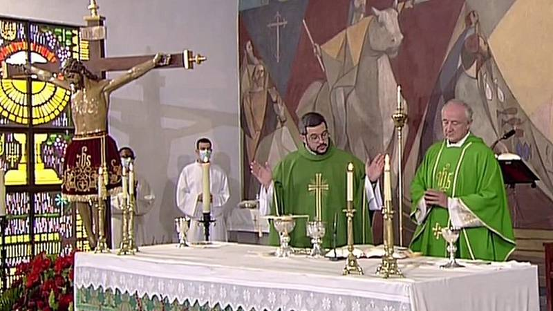 El día del Señor - Parroquia de Santiago Apóstol. Villaviciosa de Odón - ver ahora