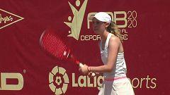 Tenis - Liga Mapfre de tenis femenino. Final. Desde Castellon