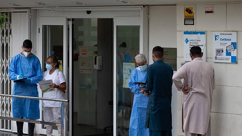Los centros de Atención Primaria temen que una nueva oleada de coronavirus les lleve de nuevo al límite