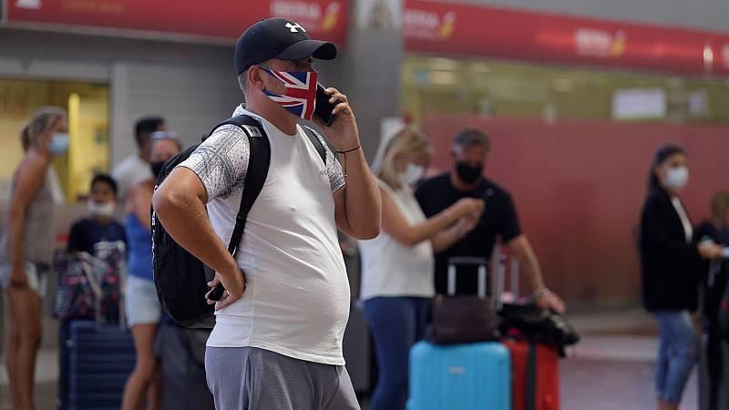 La cuarentena del Reino Unido, un duro golpe para el sector turístico