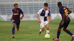 El Sabadell sube a Segunda a costa del Barça B