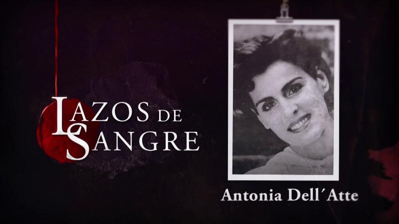 Antonia Dell'Atte, resumen de su vida