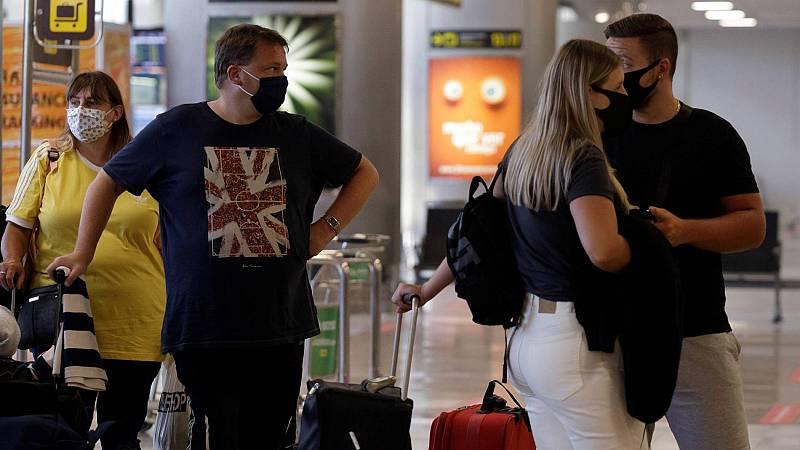 """Ministra de Turismo: """"Estamos trabajando para que los británicos quiten cuanto antes la cuarentena a las islas"""""""