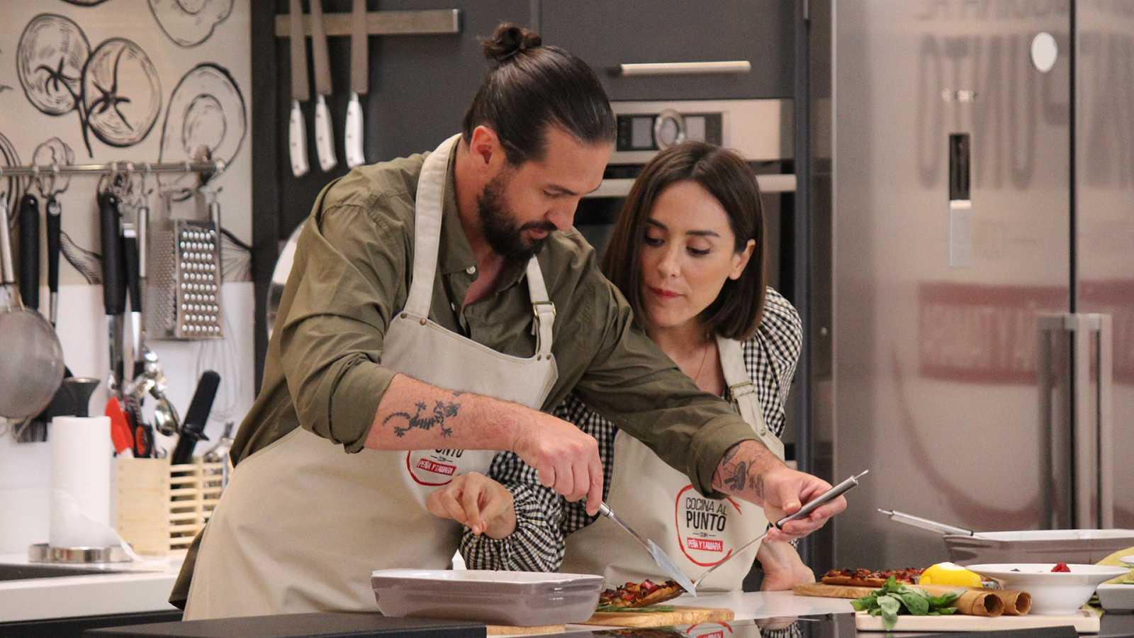 Cocina al punto con Peña y Tamara - La mojama de Isla Cristina - ver ahora