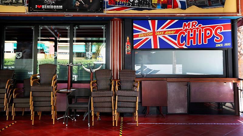 Benidorm se aferra a un corredor seguro contra la cuarentena británica