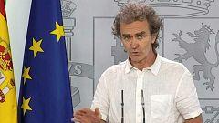 """Sanidad cree que en España """"se ha bajado la guardia"""" y pone como ejemplo celebraciones y discotecas"""