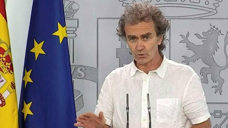 """Sanidad cree que en España """"se ha bajado la guardia"""""""