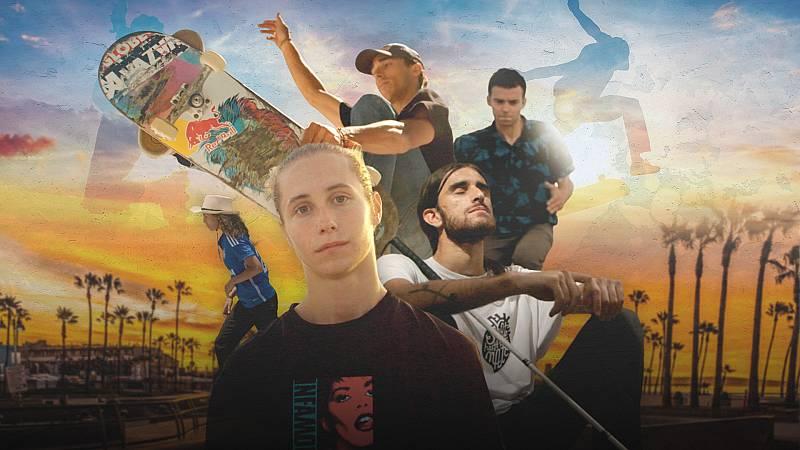 Héroes, el documental sobre skate