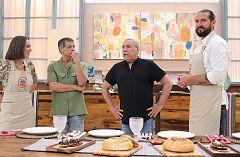 Los Chunguitos visitan 'Cocina al Punto'