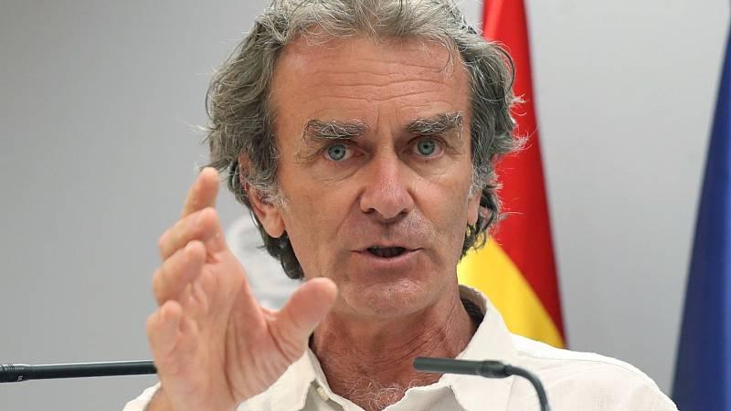 """Simón agradece a Bélgica y Reino Unido que """"desincentiven"""" los viajes a España"""