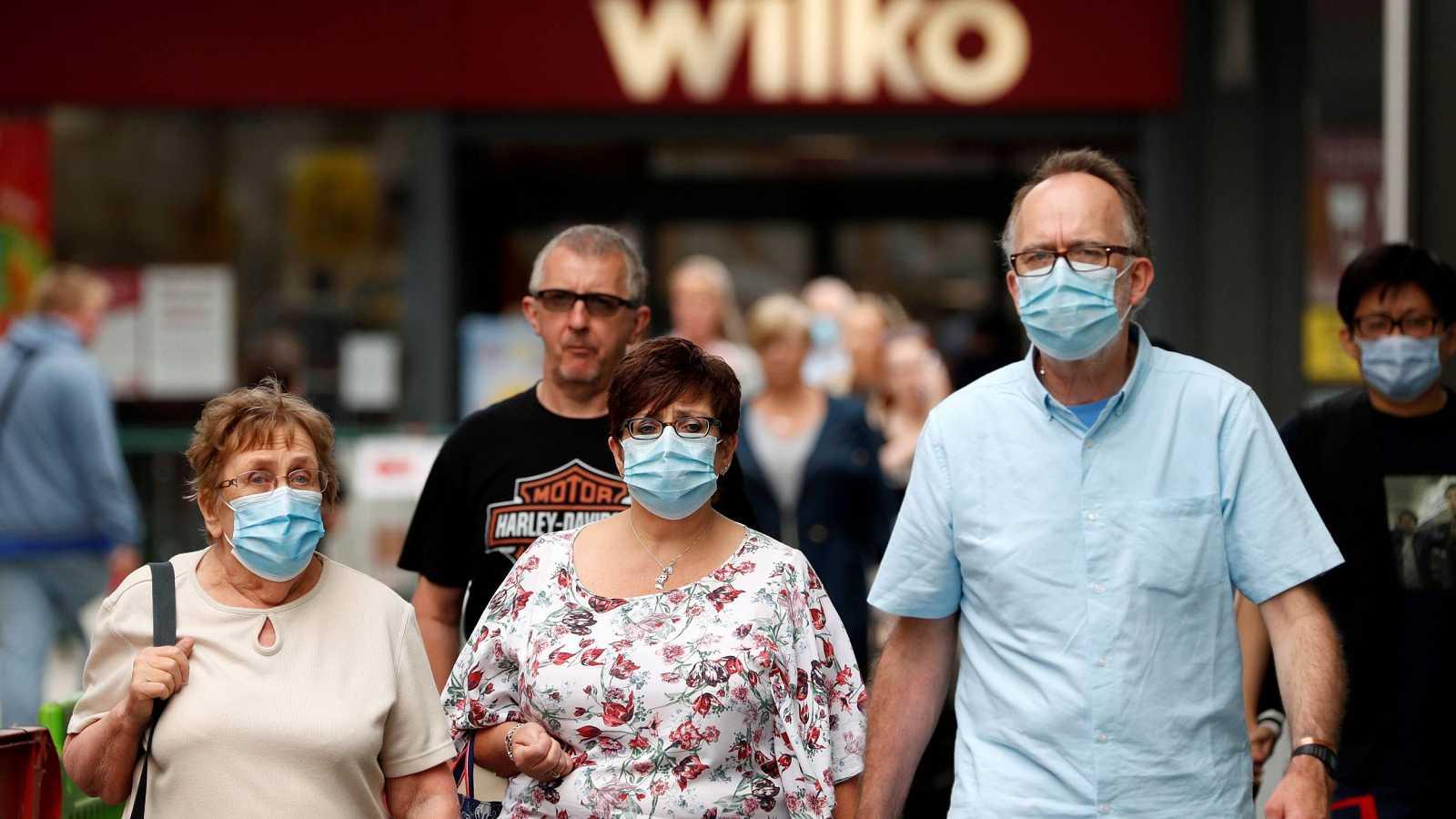Los repuntes de los contagios de coronavirus inquietan a toda Europa