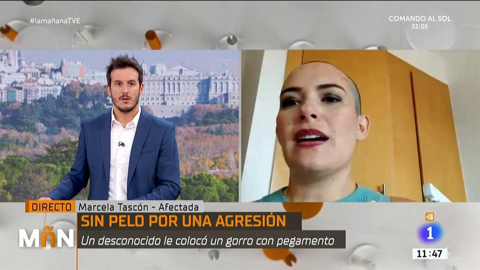 Agresión con pegamento en Valencia, donde una mujer se ha quedado sin pelo