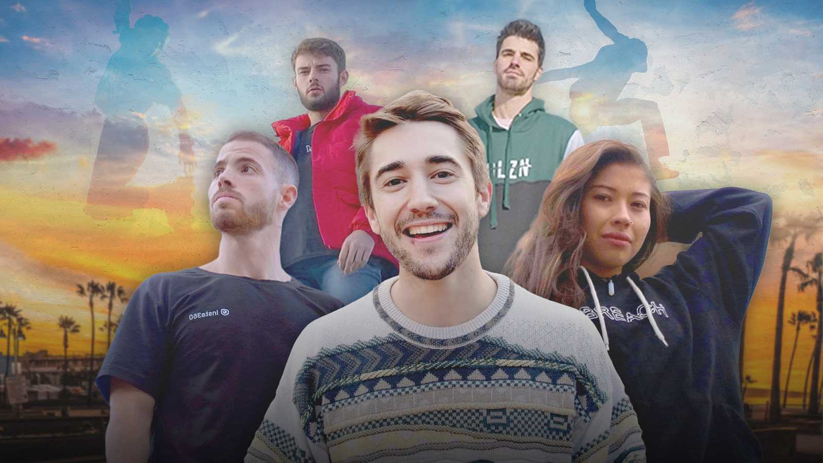 Héroes, el documental sobre parkour