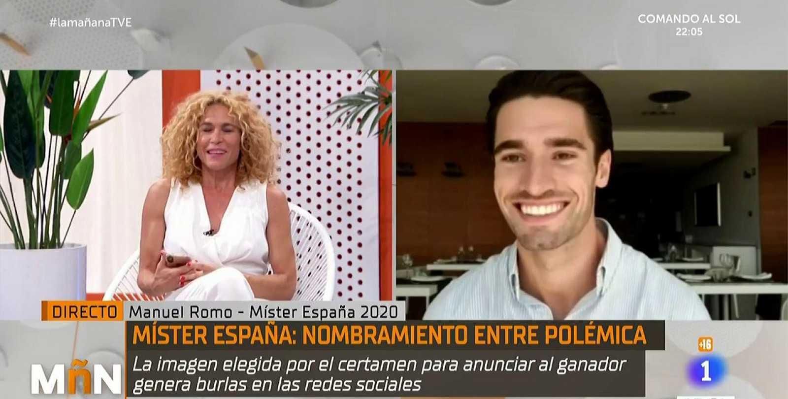 Manuel Romo, el nuevo Mister España 2020 entre polémicas