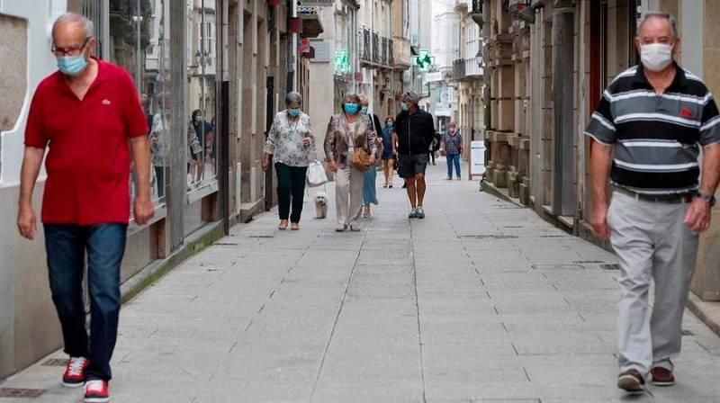 Registro de viajeros en Galicia para los que provengan de lugares con alta incidencia de coronavirus