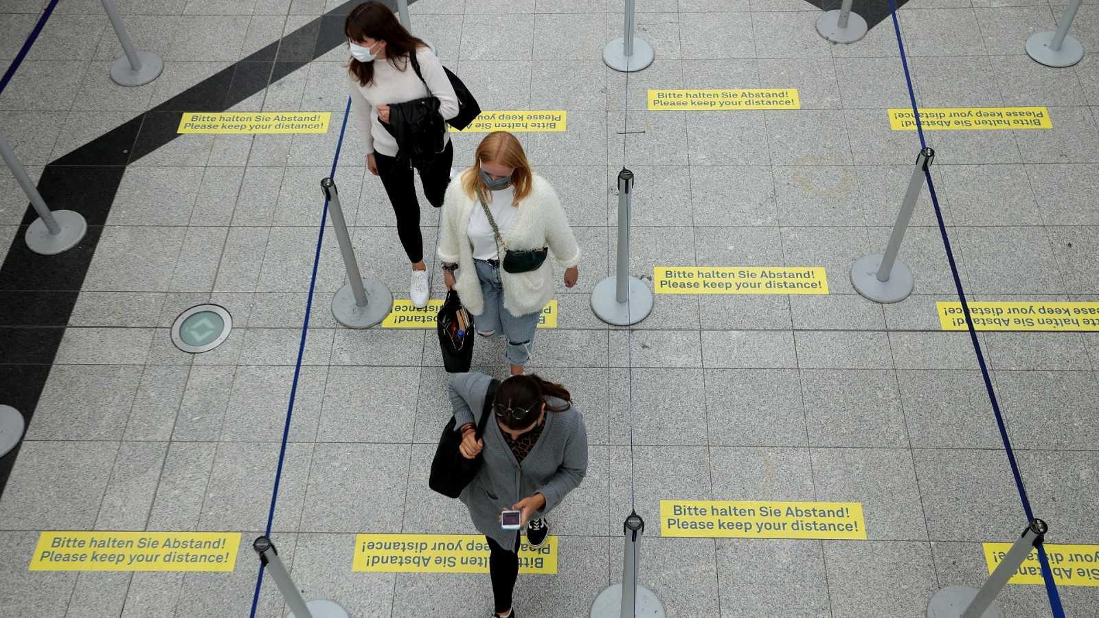 Recomendaciones para no viajar a España y restricciones a los viajeros desde España