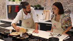 Cocina al punto con Peña y Tamara - El pan de Alfacar