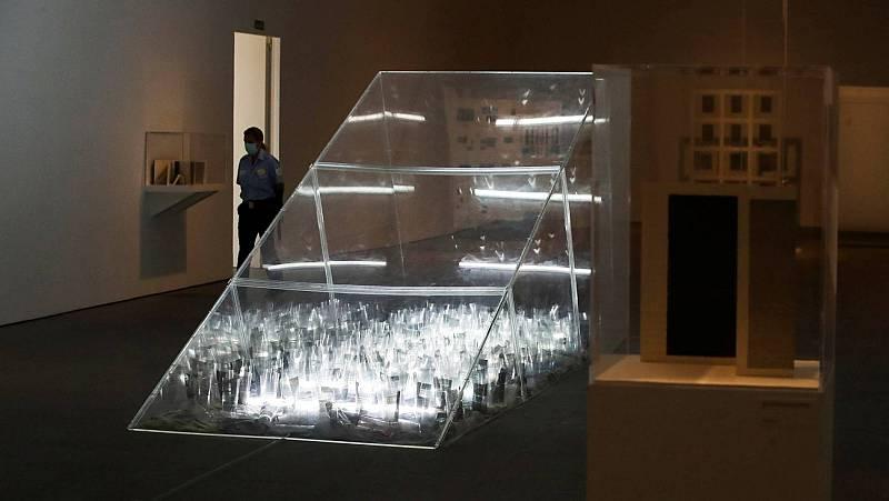 Concha Jerez, arte conceptual lleno de contenido y compromiso en el Reina Sofía