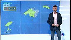 El temps a les Illes Balears - 28/07/20