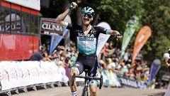 Grosschartner gana la primera etapa de la Vuelta a Burgos