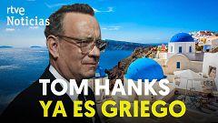 Tom Hanks, Rita Wilson y sus hijos obtienen la nacionalidad griega