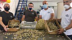 España Directo - A la pesca de coquinas, uno de los de los mayores manjares de Andalucía