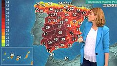 El calor mantiene este miércoles en alerta naranja a cinco comunidades