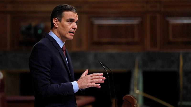 """Sánchez pide unidad al resto de formaciones políticas: """"Debemos hacer que España pueda llegar a acuerdos"""""""