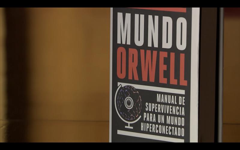 Para Todos La 2. ¿Libertad o seguridad? Entrevista a Ángel Gómez de Ágreda.
