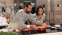 Cocina al punto con Peña y Tamara - La anguila