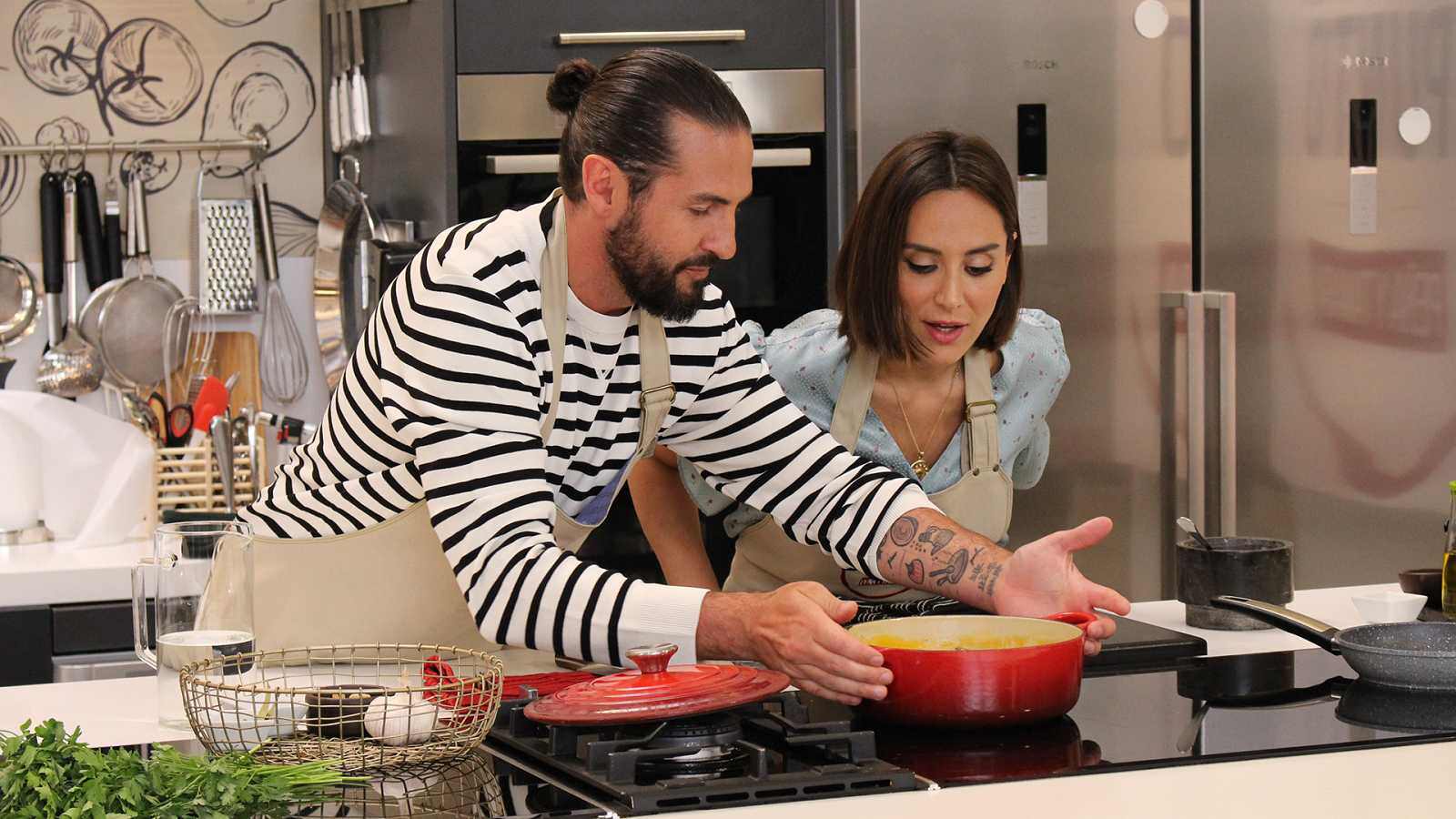 Cocina al punto con Peña y Tamara - La anguila - ver ahora