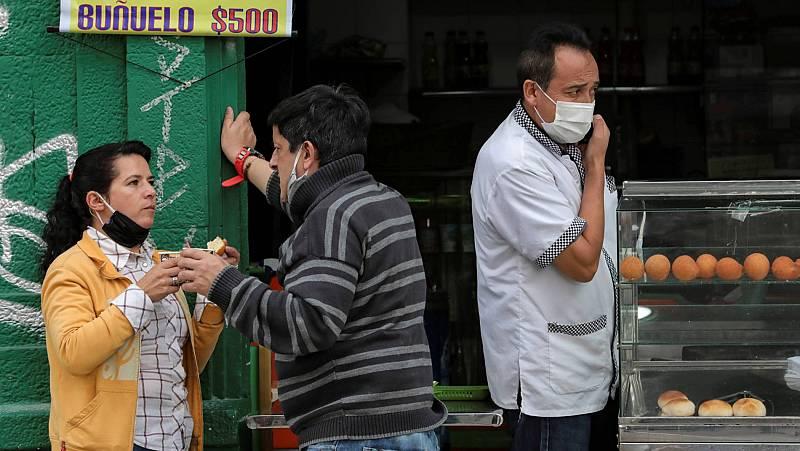 Colombia extiende el confinamiento por el coronavirus hasta finales de agosto