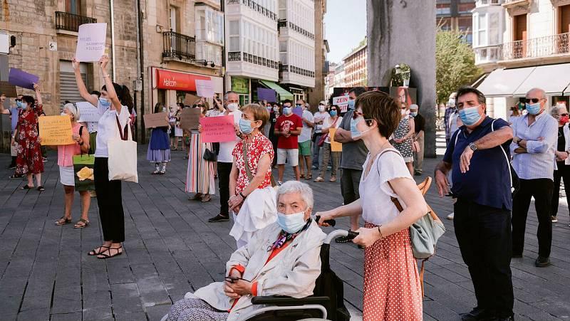 Aragón registra nuevos casos de coronavirus en residencias