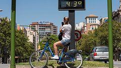 Nueve comunidades en alerta por las altas temperaturas