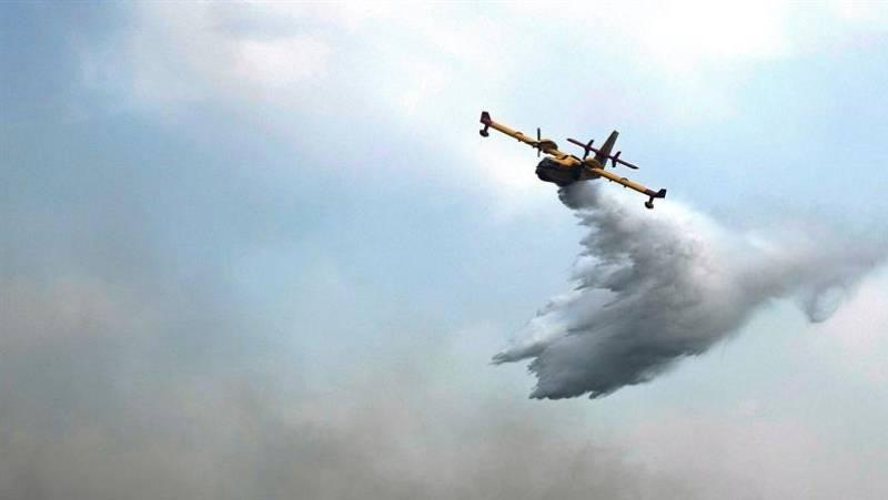 RescUE, el programa europeo que presta ayuda para luchar contra los incendios