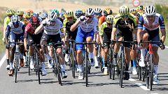 Ciclismo - Vuelta a Burgos. 2ª etapa: Castrojeriz - Villadiego