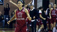 """Naiara Díez renueva con Lointek Gernika: """"Estoy muy feliz"""""""