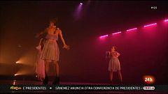 """""""Pioneras""""  danza contemporánea para contar la historia del movimiento feminista"""