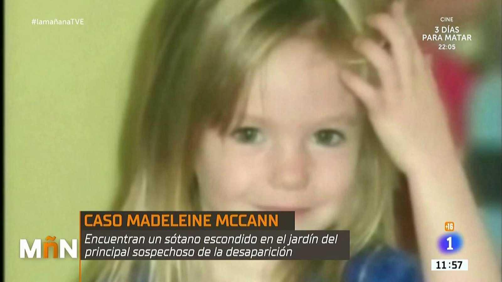 Caso Madeleine: Los investigadores encuentran un sótano secreto en una de las propiedades del principal sospechoso.