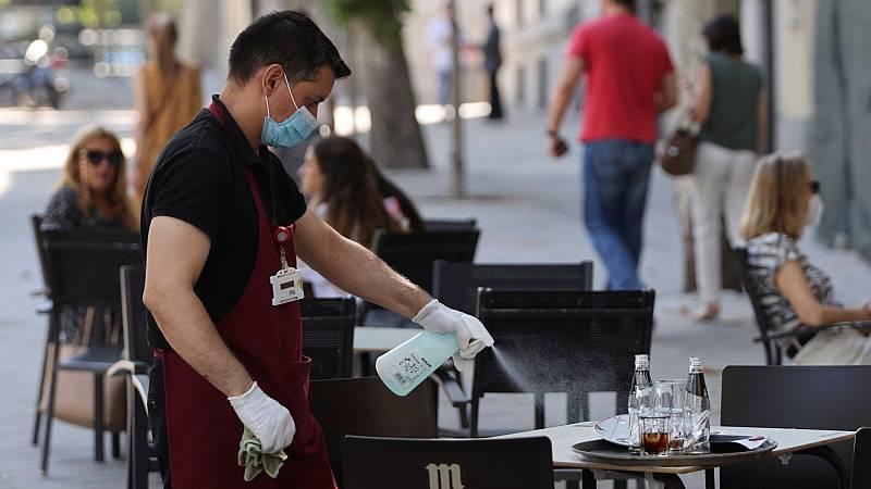 Sanidad eleva a 412 los brotes de coronavirus activos en España