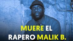 Muere Malik B., rapero y cofundador de la banda The Roots