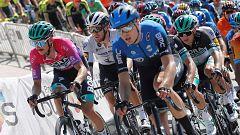 Ciclismo - Vuelta a Burgos. 3ª etapa: Sargentes de la Lora - Picón Blanco